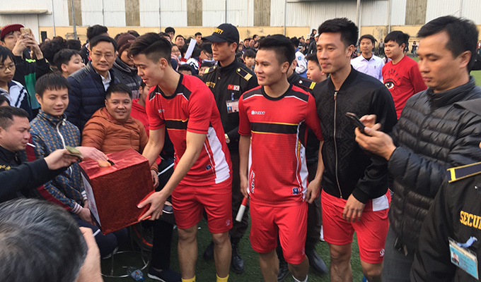 U23 Việt Nam,Quang Hải,HLV Park Hang Seo