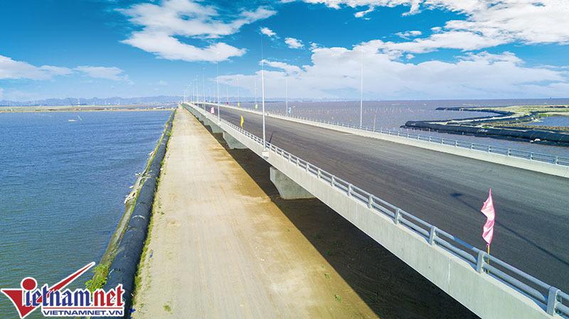 cầu Tân Vũ- Lạch Huyện,Hải Phòng,cầu vượt biển