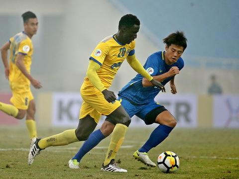 FLC Thanh Hoá,AFC Cup 2018,Bùi Tiến Dũng