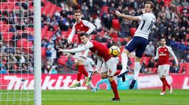 Harry Kane lập đại công, Tottenham bóp nghẹt Arsenal