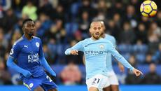Trực tiếp Man City vs Leicester: Trút cơn giận dữ