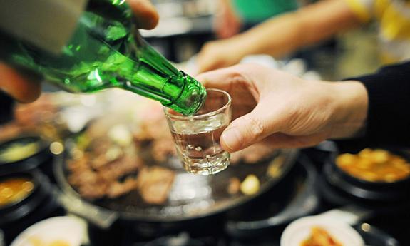 uống rượu bia ngày Tết, uống rượu bia không say, rượu bia