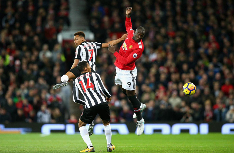 MU,Newcastle,Vòng 27 Premier League