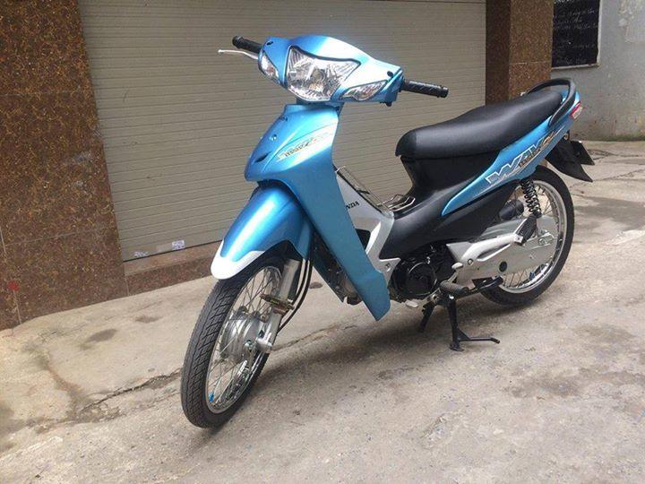 Xôn xao Honda Wave Alpha biển tứ quý 6 rao giá 44 triệu tại Hà Nội