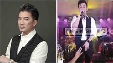 Đàm Vĩnh Hưng cảnh cáo fan nữ sàm sỡ bộ phận nhạy cảm của Dương Triệu Vũ