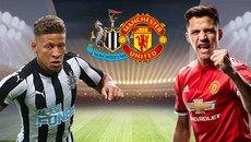Trực tiếp Newcastle vs MU: Hiểm nguy nơi đất khách