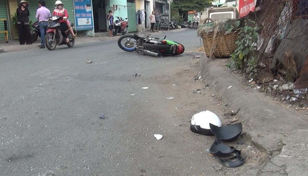 tai nạn,tai nạn giao thông,Tết,Sài Gòn