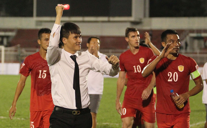 U23 Việt Nam,V-League,Quang Hải,Công Vinh