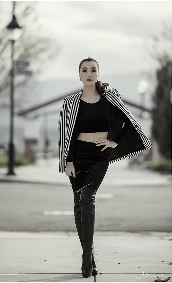 Street style,street style sao Việt