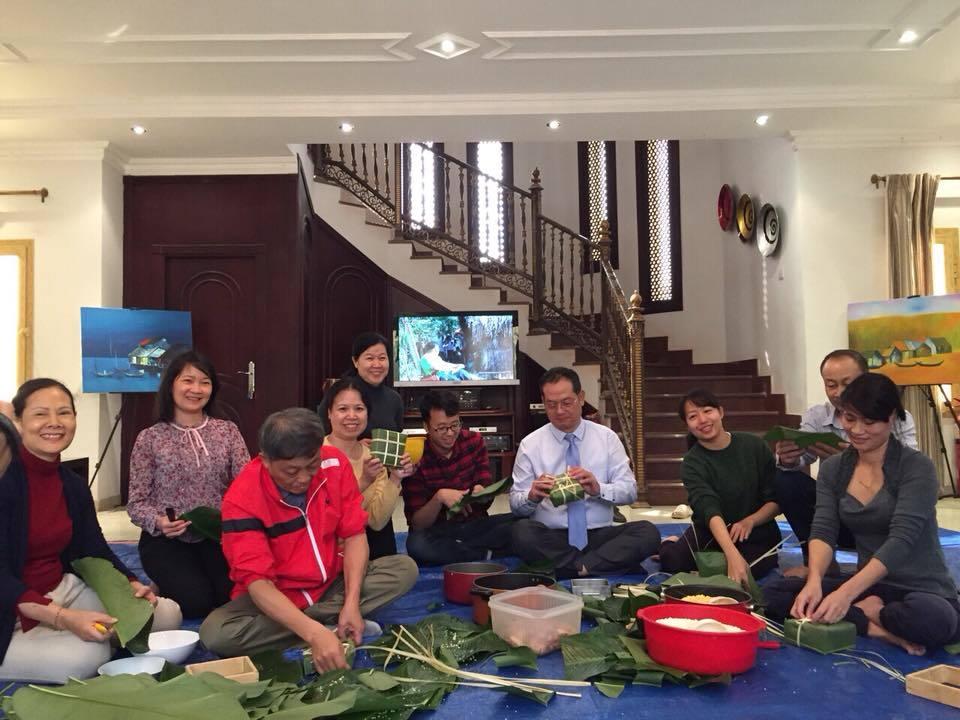 Tết,Tết nguyên đán,kiều bào,Facebook,Tết Việt 2018