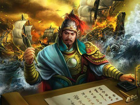 Thần tướng nước Việt nào thản nhiên ngồi uống trà dù bị kẻ thù chọc thủng đầu? - ảnh 2