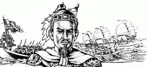Thần tướng nước Việt nào thản nhiên ngồi uống trà dù bị kẻ thù chọc thủng đầu? - ảnh 3