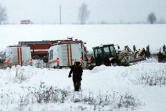 May mắn thoát chết trong vụ máy bay Nga vào đúng ngày sinh nhật