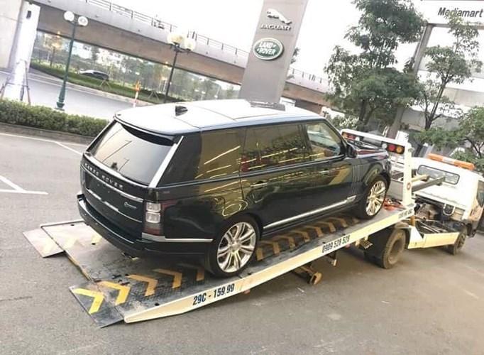'Tay chơi' Lào Cai tậu Range Rover trị giá hơn 20 tỷ chơi Tết