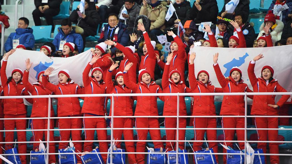 Thế vận hội mùa Đông 2018: Ấn tượng người đẹp Triều Tiên
