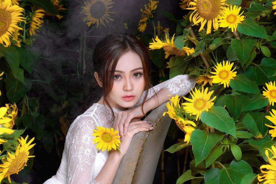 Hoa khôi Hải Yến