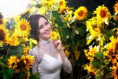 Hoa khôi Hải Yến: Sẽ đi du học khi có cơ hội