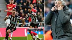 Mourinho giận sôi máu với hàng thủ