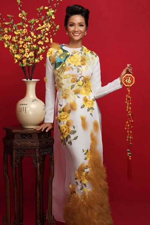 Hoa hậu hoàn vũ,H'Hen Niê,Hoàng Thuỳ,Mâu Thuỷ
