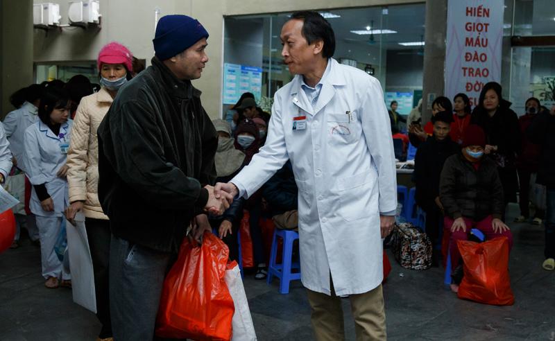 ung thư,bệnh nhân ung thư,Viện Huyết học - Truyền máu TƯ