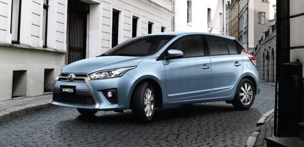 Toyota Yaris,Kia Morning,Hyundai Grand i10,Ford Fiesta,Kia Rio