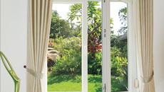 Hút vượng khí vào nhà, đừng quên trang trí cửa sổ dịp Tết0