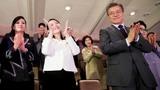 Kim Jong Un bất ngờ khen Hàn Quốc