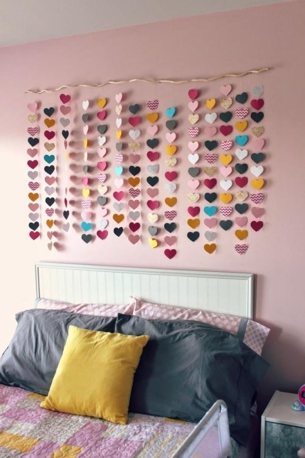 phòng ngủ,trang trí phòng ngủ,trang trí phòng ngủ ngày Valentine
