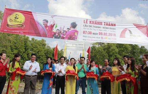 Thêm 2 cây cầu Dr Thanh ở Cà Mau, Kiên Giang