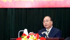 Thủ tướng thăm, kiểm tra công tác ứng trực tại Bộ Tư lệnh Thủ đô