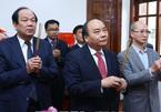 Dâng hương tưởng nhớ Tổng bí thư Nguyễn Văn Linh, Thủ tướng Phạm Văn Đồng