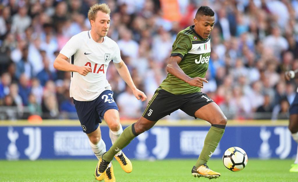 Juventus vs Tottenham: Đại pháo so tài