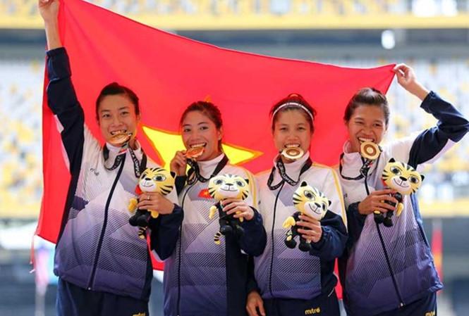 Thể thao Việt Nam,SEA Games,thưởng tết
