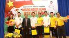 Nam A Bank đồng hành cùng U23 VN mừng chiến tích lịch sử