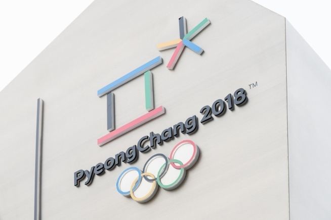 5G,Olympics Mùa đông,Olympic