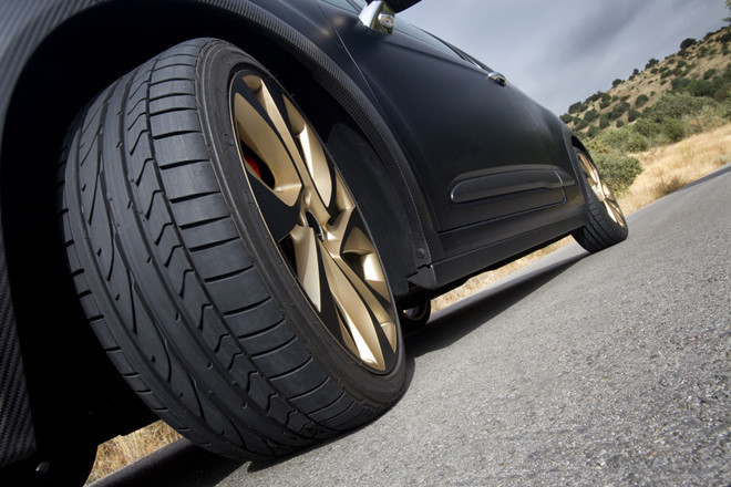Bao lâu nên thay lốp ô tô?