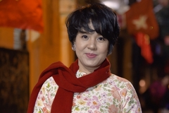 MC Diễm Quỳnh tiết lộ chương trình lắng đọng đêm Giao thừa
