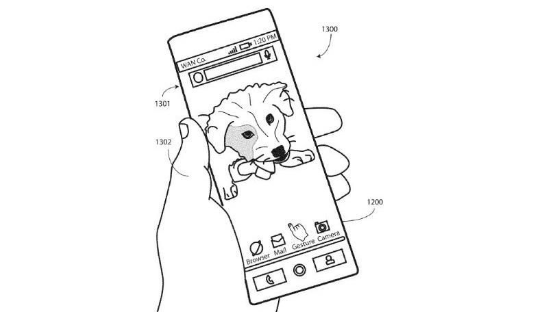 [VietnamNet.vn] Motorola sáng chế smartphone màn hình OLED uốn dẻo