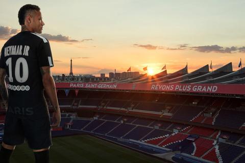 Clip Neymar và những khoảnh khắc đẹp ở PSG: