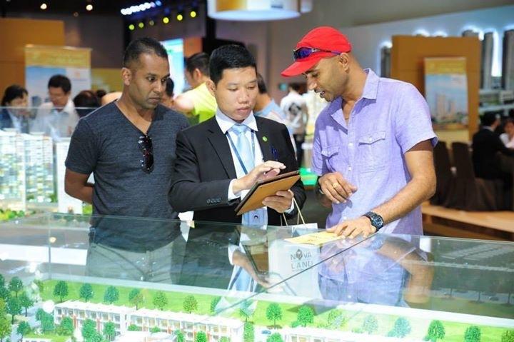 Tỷ USD vốn ngoại chờ đổ vào bất động sản Việt Nam