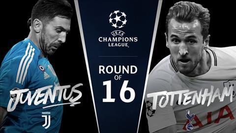 Trực tiếp Juventus vs Tottenham: 'Lão bà' giăng bẫy 'Gà trống'