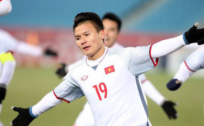Quang Hải,U23 Việt Nam,HLV Park Hang Seo