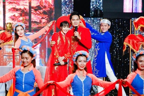 Tuyệt đỉnh song ca,Cặp đôi vàng,Jang Mi,Đàm Vĩnh Hưng,Cẩm Ly