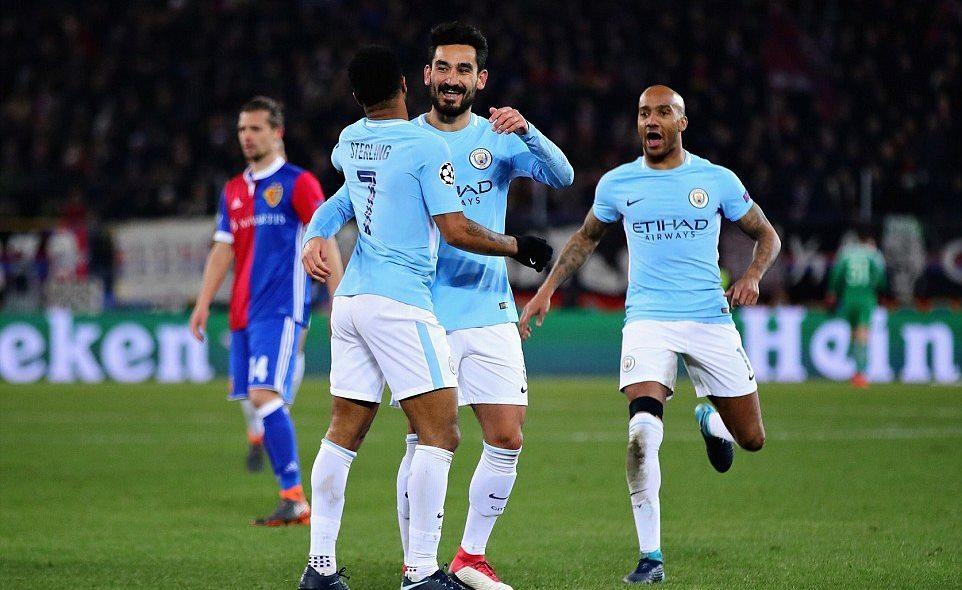 Man City,Basel,Link xem trực tiếp bóng đá