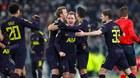 Tottenham giành lợi thế đầy kịch tính trước Juventus