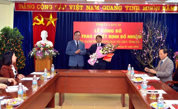 tỉnh Lào Cai,Lâm Đồng,Hậu Giang,Hòa Bình