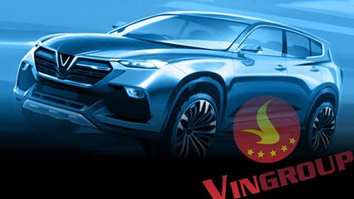 Vingroup 'dấn thân' với thương hiệu ô tô Việt đầu tiên