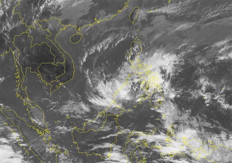Thông tin mới nhất về bão Sanba - ảnh 2