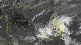 Thông tin mới nhất về bão Sanba