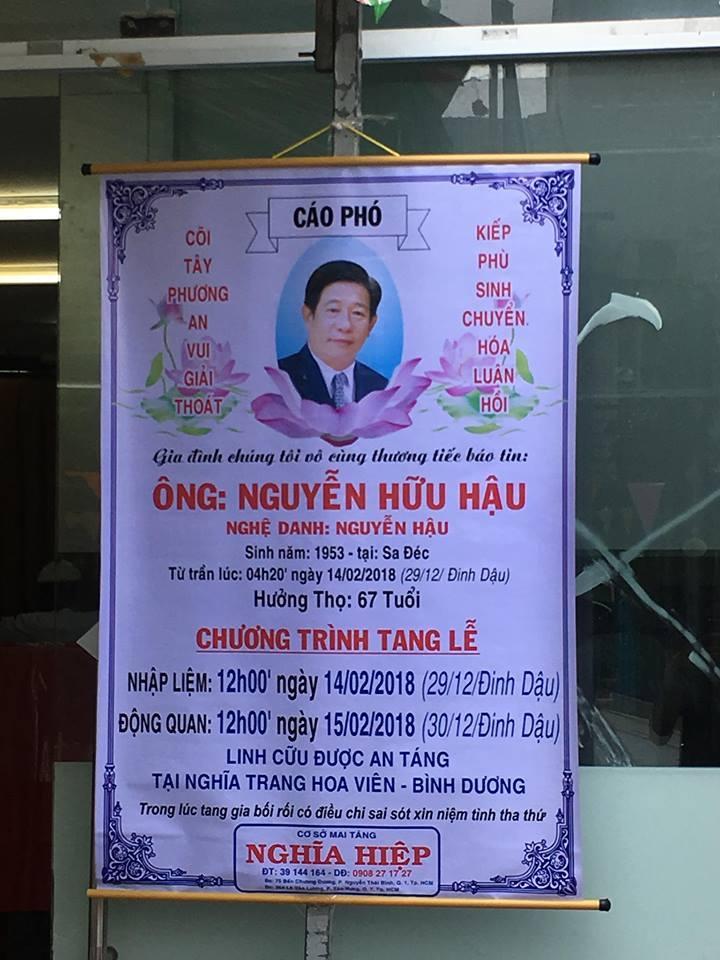 Ký ức không thể quên về diễn viên Nguyễn Hậu của Quyền Linh, Việt Trinh - ảnh 3